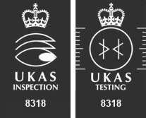 UKAS accreditation logos